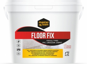 "Klijai grindų dangoms MASTER TEAM ""FLOOR FIX"""