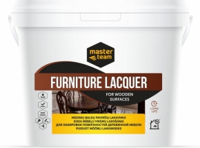 "Lakas baldams MASTER TEAM ""FURNITURE LAQUER"""