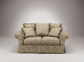 Sofa Isabel – Silver Leaf