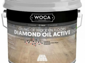 Alyva grindims WOCA Diamond Oil Active
